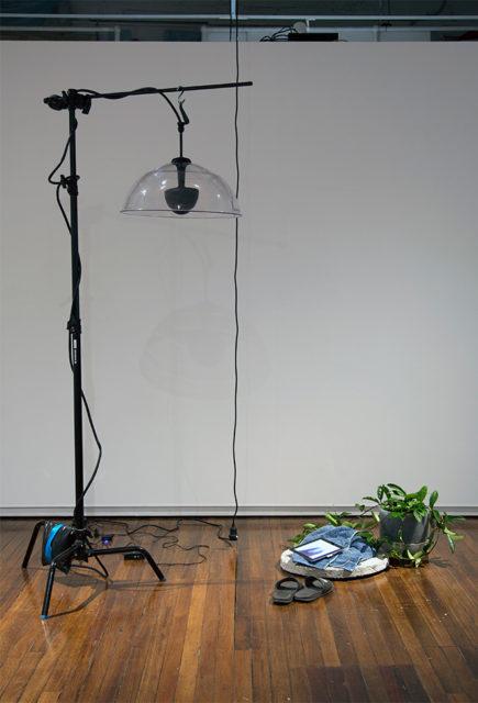 Akil Ahamat. 'Bubblebath{soft-spoken}{crinkling}' (2015).